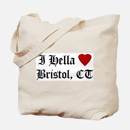 Hella Love Bristol Tote Bag