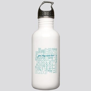 My Blog Stainless Water Bottle 1.0L