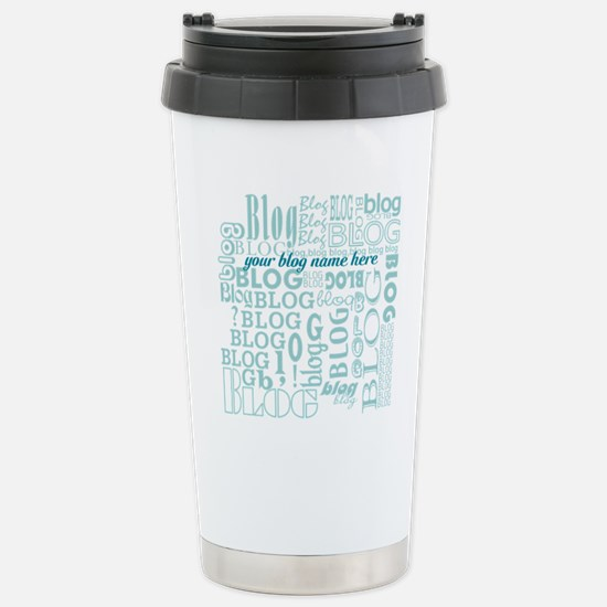 My Blog Stainless Steel Travel Mug