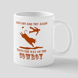 The Way of the Cowboy Mug