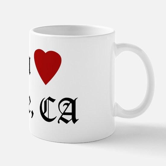 Hella Love Vacaville Mug