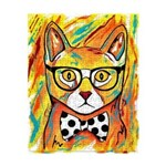 Cat with Bow Tie Small Puzzle