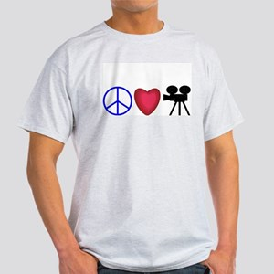 Movie Lover Light T-Shirt