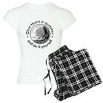Give Them A Quarter Women's Light Pajamas