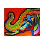 Colorful Elephant Small Puzzle