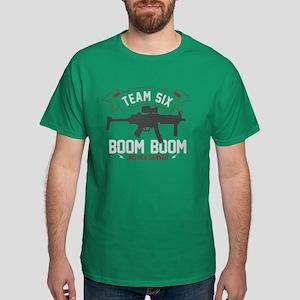 Seal Team Six Boom Boom Dark T-Shirt