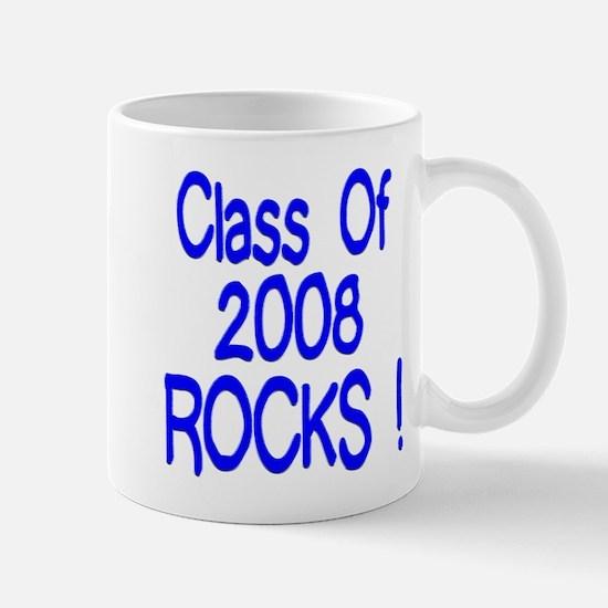 2008 blue Mug