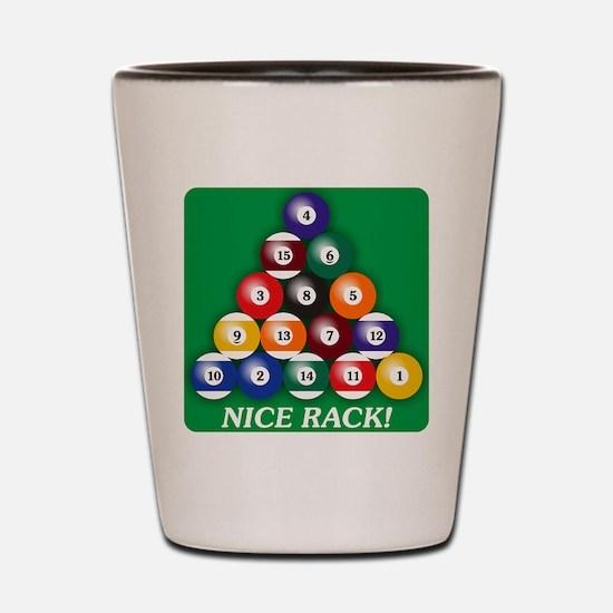 8-BALL Shot Glass