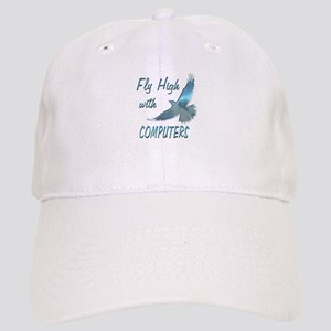 Fly with Computers Cap