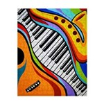 Musical Instruments Small Puzzle