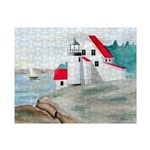 Lighthouse Small Puzzle