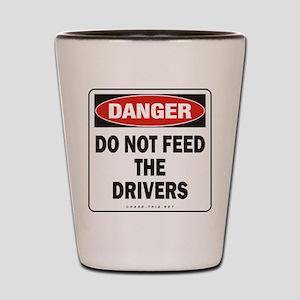 Drivers Shot Glass