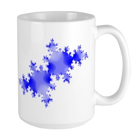Large Julia Set Mug