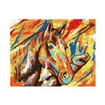 Horse Peace Small Puzzle