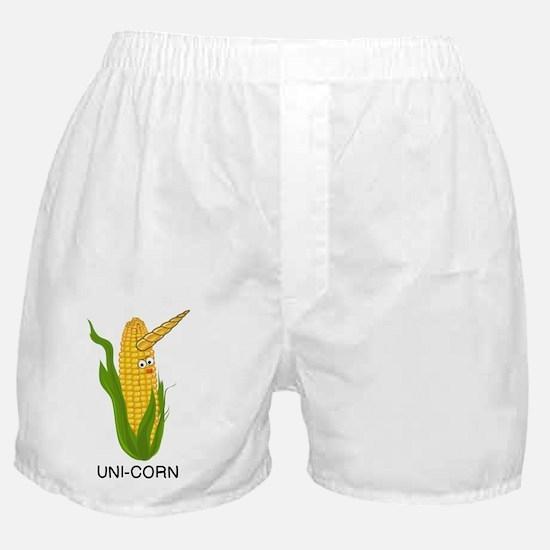 Cute Corn cob Boxer Shorts