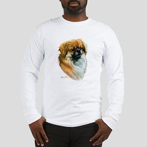 Tibetan Spaniel Long Sleeve T-Shirt