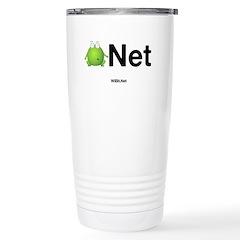 WiBit.Net Stainless Steel Travel Mug