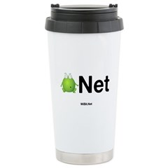 WiBit.Net Stainless Steel Travel Mug