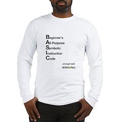 WiBit.Net BASIC Long Sleeve T-Shirt