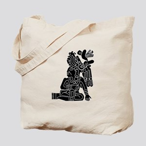 Mexican Aztec Protection Tote Bag