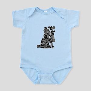Mexican Aztec Protection Infant Bodysuit