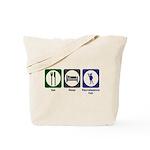 Eat - Sleep - Ren Fair Tote Bag