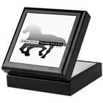 Mustang Horse Keepsake Box