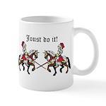 Joust Do It Mug