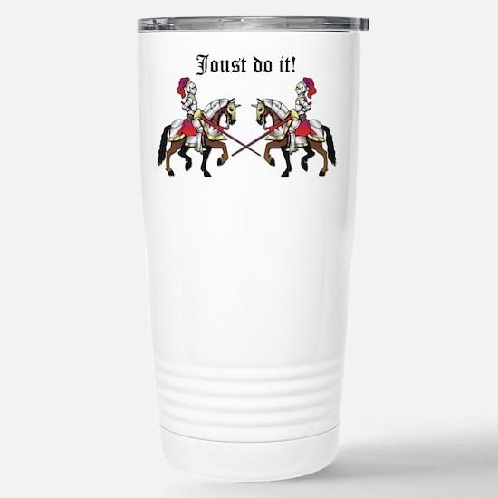 Joust Do It Stainless Steel Travel Mug