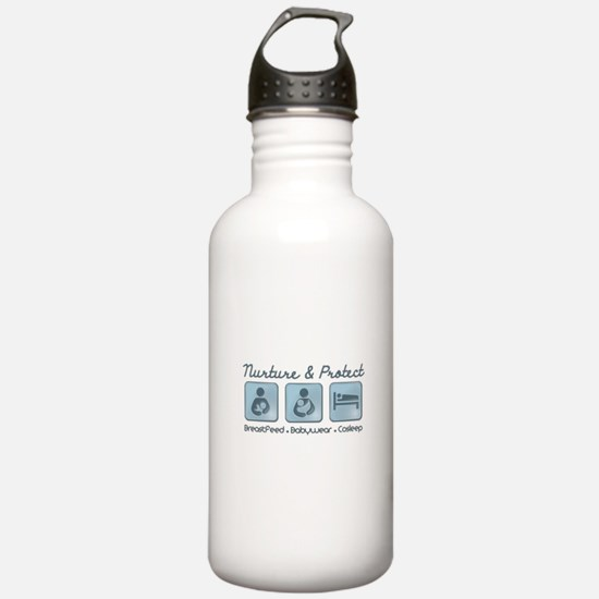 Cute Babywearing Water Bottle