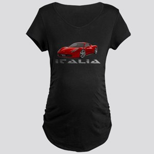 Ferrari Italia Maternity Dark T-Shirt