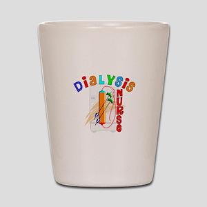 Dialysis Shot Glass
