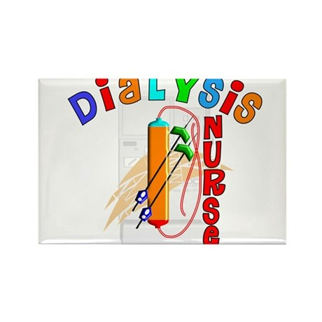 Dialysis Rectangle Magnet (100 pack)