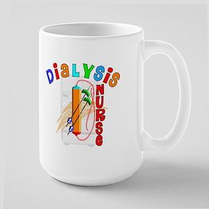Dialysis Large Mug