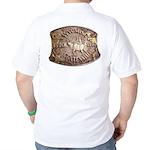 WY Centennial Golf Shirt