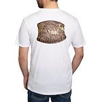 WY Centennial Fitted T-Shirt