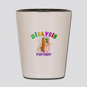 Dialysis Shot Glass