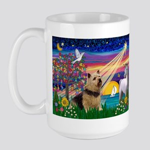 Magical Night & Norwich Large Mug