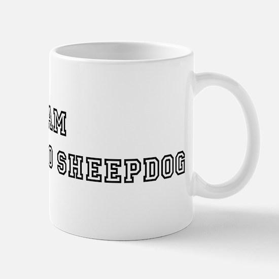 Bergamasco Sheepdog Mug