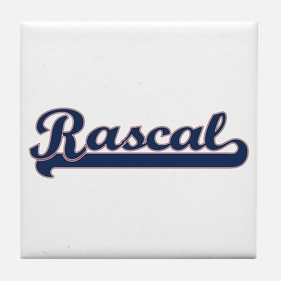 Rascal Sports Tile Coaster