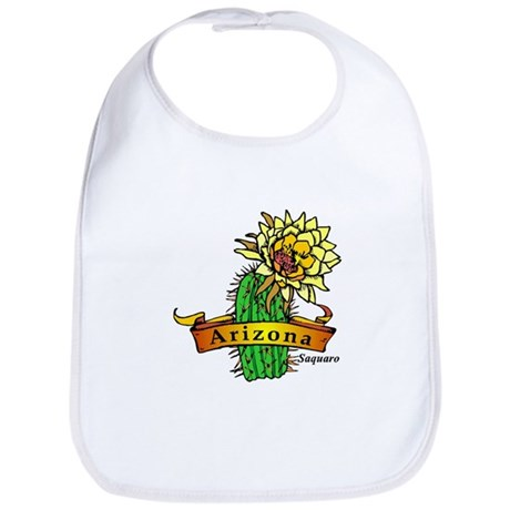 Arizona State Flower Bib