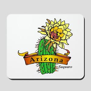 Arizona State Flower Mousepad