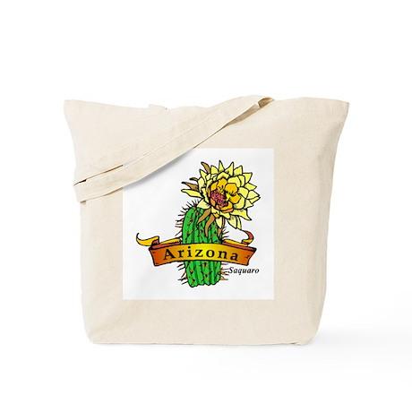 Arizona State Flower Tote Bag