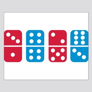 Domino Small Poster