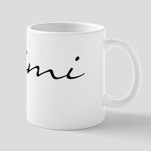 Mimi Simple Mug