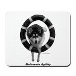 Malamute Agility Mousepad