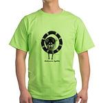 Malamute Agility Green T-Shirt