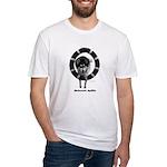 Malamute Agility Fitted T-Shirt
