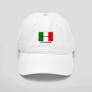 Personalized Flag Cap