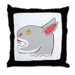 Tochitli Throw Pillow